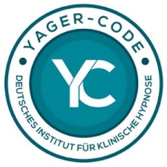Die Hypnose Coachess Sabrina Battermann ist zertifizierte Yager Code Therapeutin vom dt. Institut für klinische Hypnose