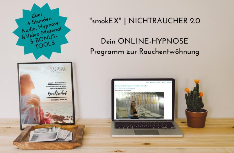 Nichtraucher mit Hypnose | Rauchentwöhnung mit Hypnose | online Hypnose Kurs | Die Hypnose Coachess | Hypnose Rostock